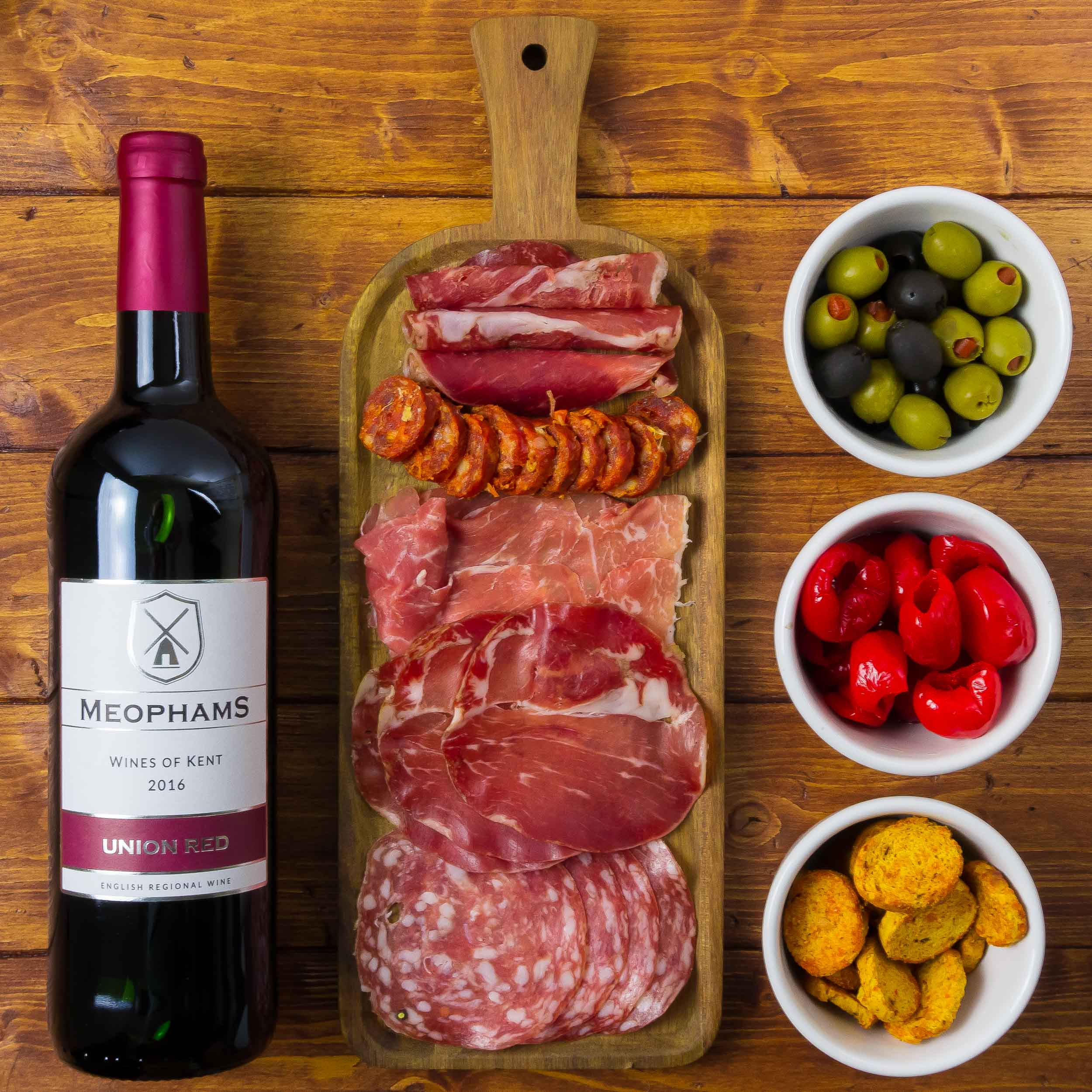 Meophams-Union-Red-Kent-English-Wine-Tasting-Ham-Selection-2