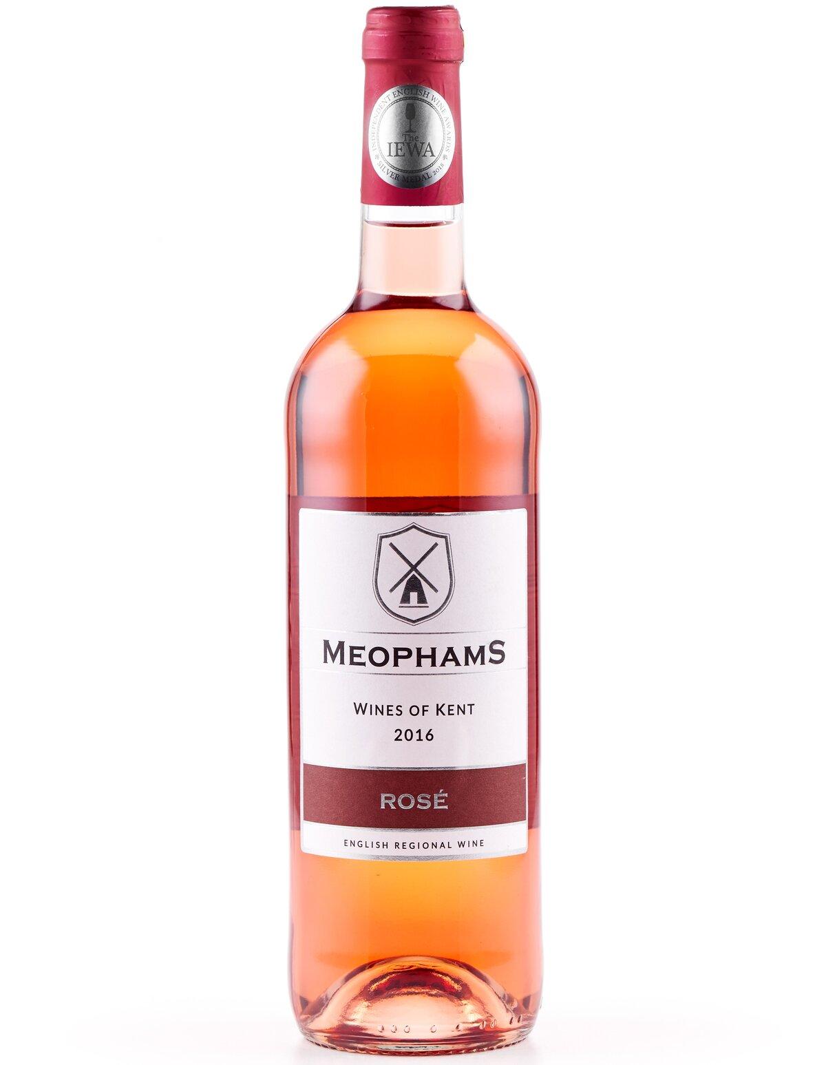 Meophams-Rose-2016-IEWA-Silver-Kent-English-Wine