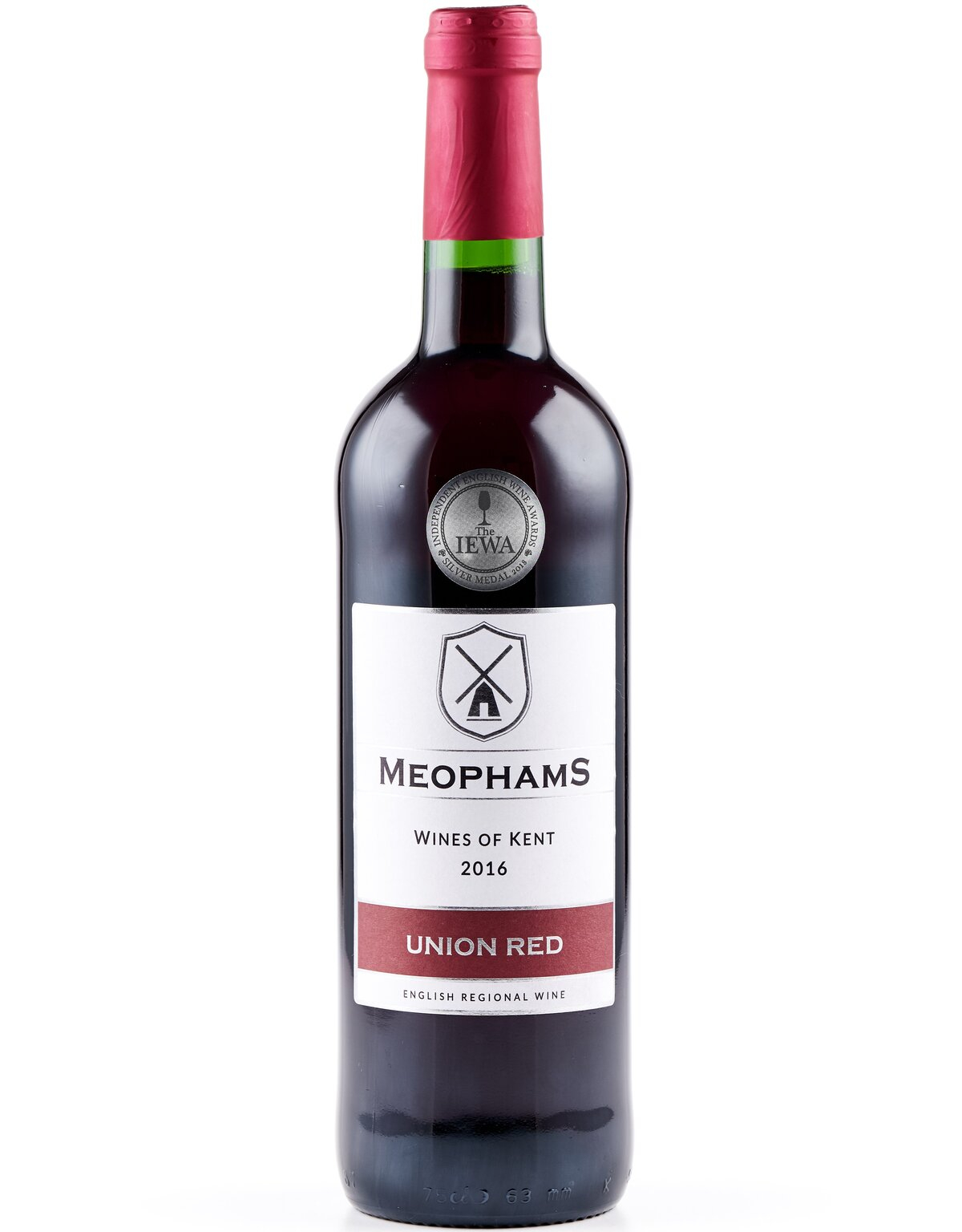 Meophams-Union-Red-2016-IEWA-Silver-Kent-English-Wine