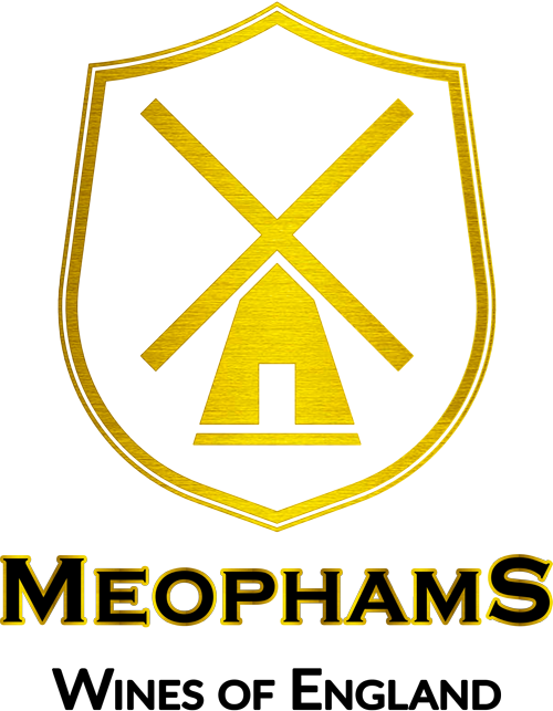 Meophams-Kent-Wines-Of-England-Logo